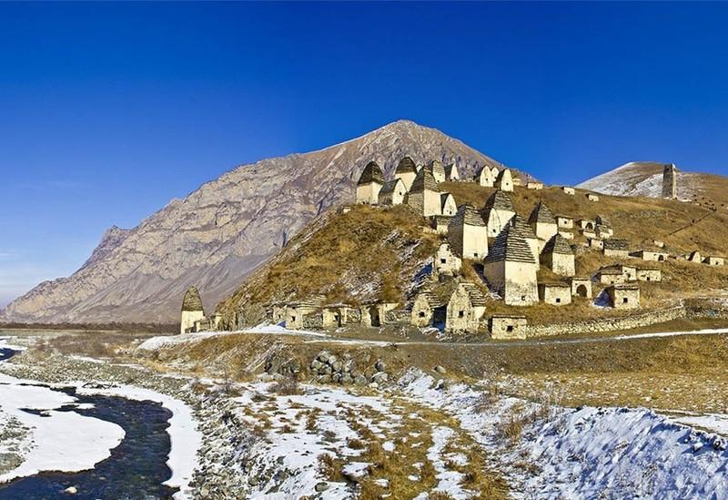 Гранд-тур по Северному Кавказу