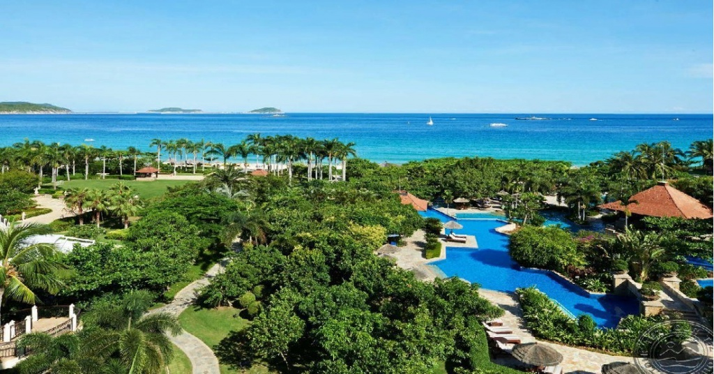 SANYA MARRIOTT YALONG BAY RESORT & SPA 5 *